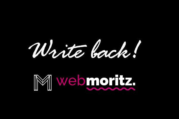 Write Back! Marcus G. vs. Jockel S.