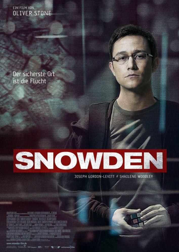 Snowden – Politdrama um das eigene Gewissen