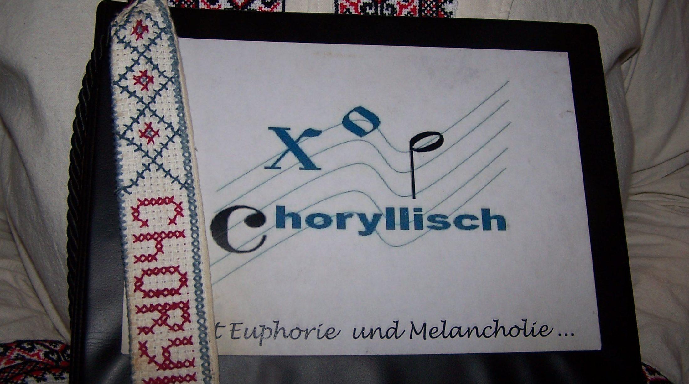 Chlor mit Relish? Ach nee, Choryllisch – der Slawistenchor