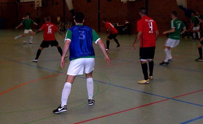 Die HSG Futsal fliegt aus dem Turnier