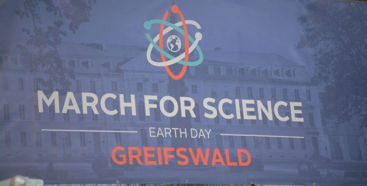March-for-Science-Greifswald-Kundgebung