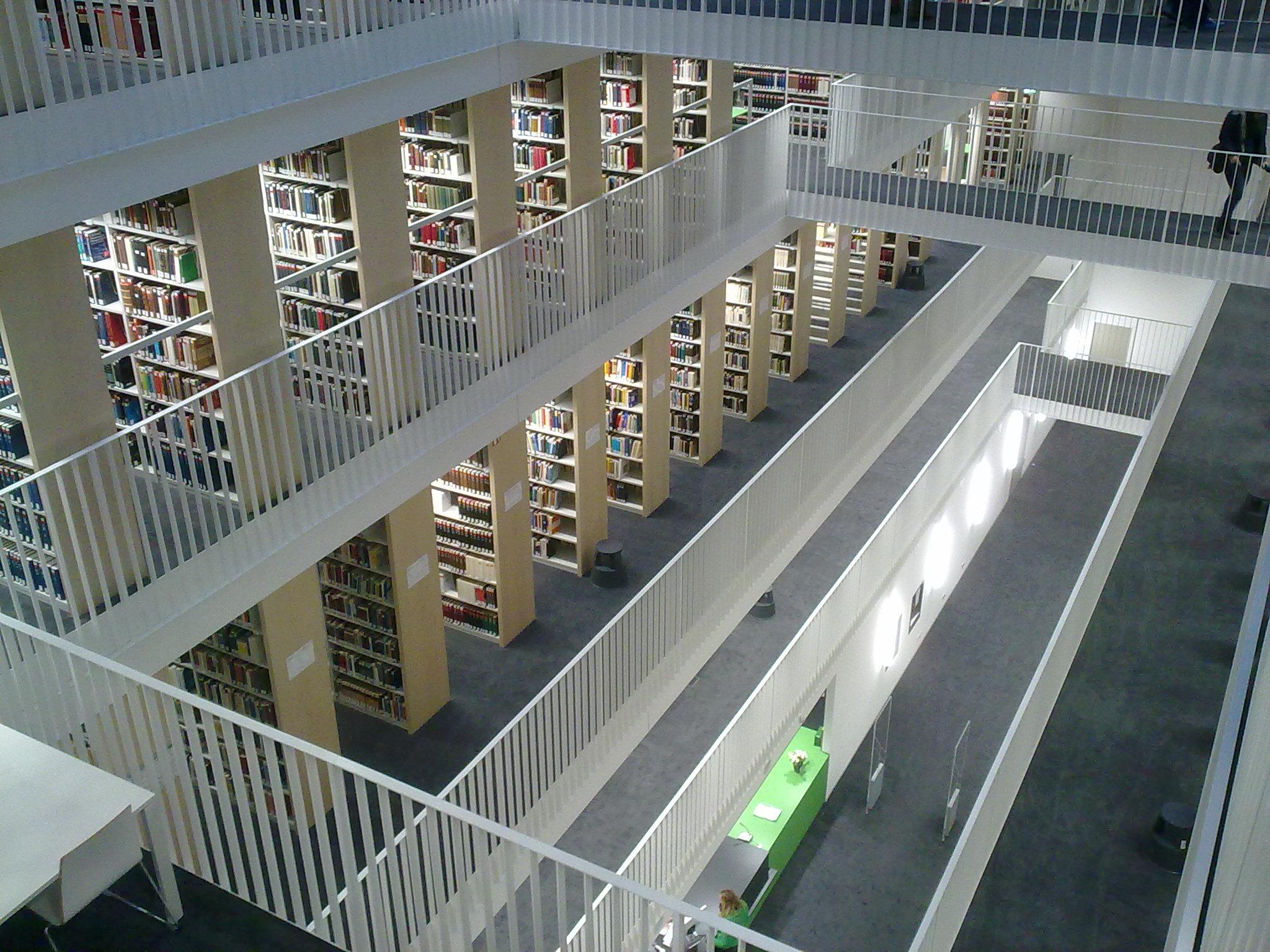 Bereichsbibliothek hat noch einen Tag länger frei