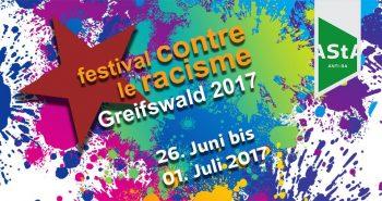 Festival gegen Rassismus in Greifswald
