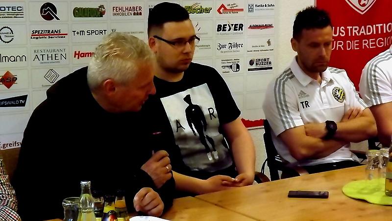 Und jährlich grüßt das Murmeltier – Greifswalder Fußball kommt nicht zur Ruhe