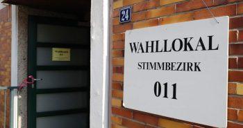 Bundestagswahl in Greifswald