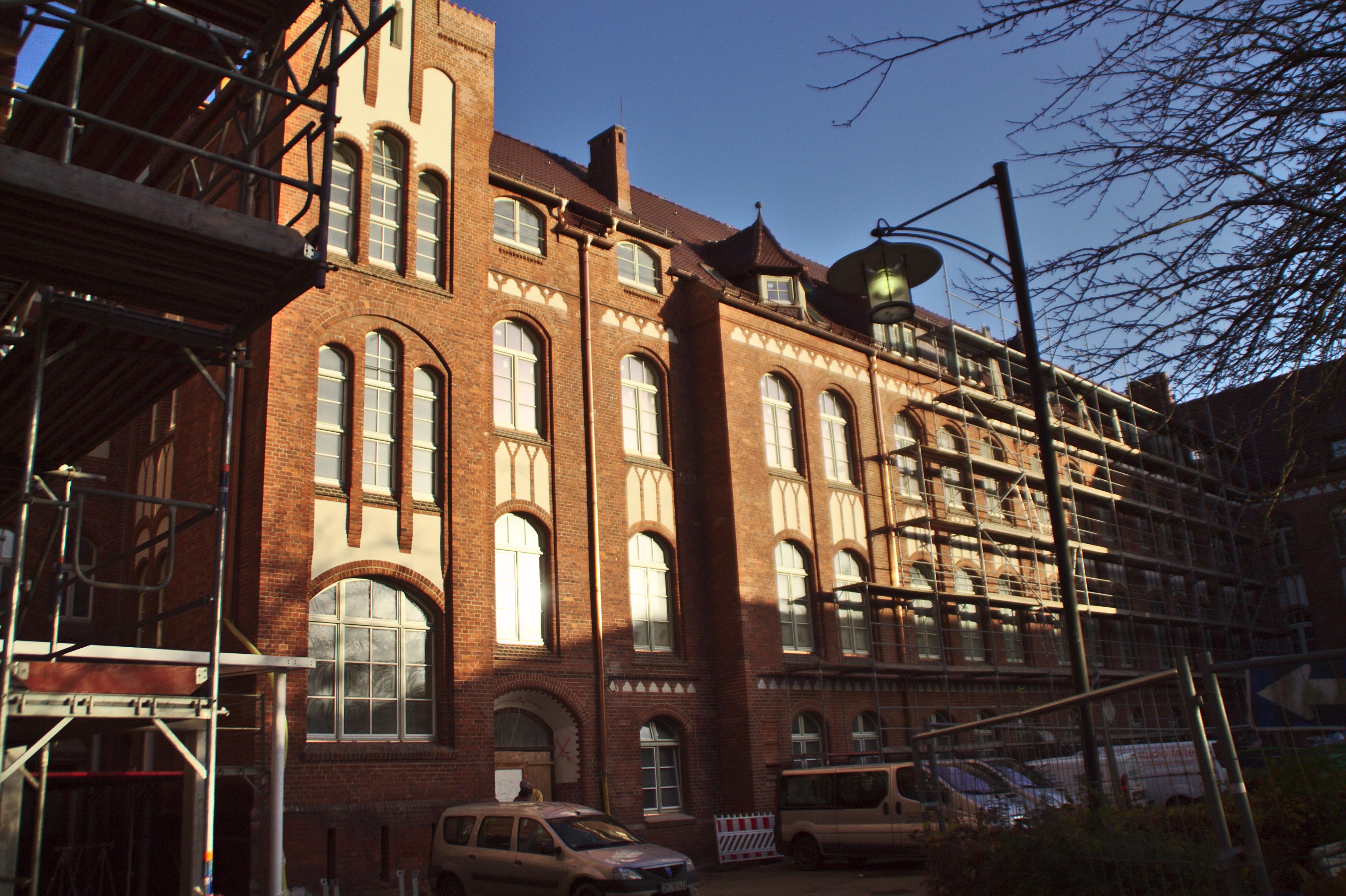 Campus Loefflerstraße: Ein Rundgang durch die ehemalige Chirurgie