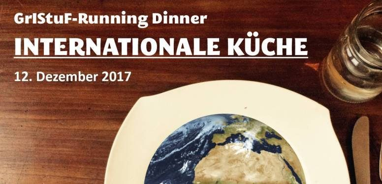 International Running Dinner