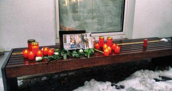 Gedenken für Vladimir Křenek