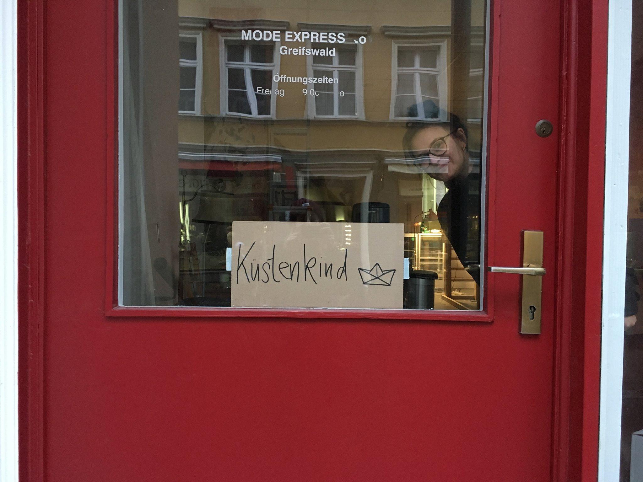 KÜSTENKINDER AUFGEPASST!