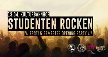 Studenten Rocken – Eine Party mit Gesprächsstoff