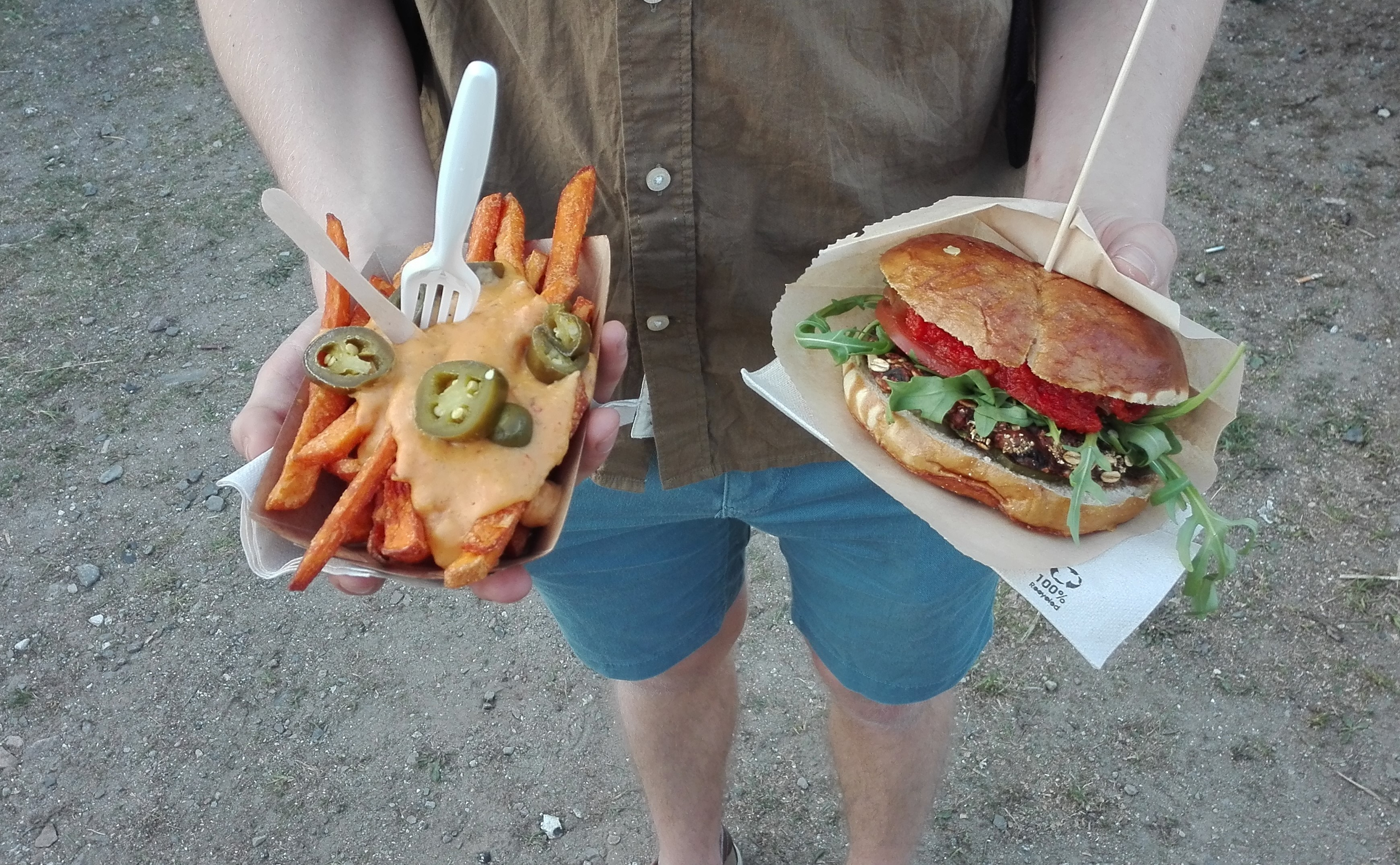 Probieren geht über Studieren – Street Food Festival in Greifswald