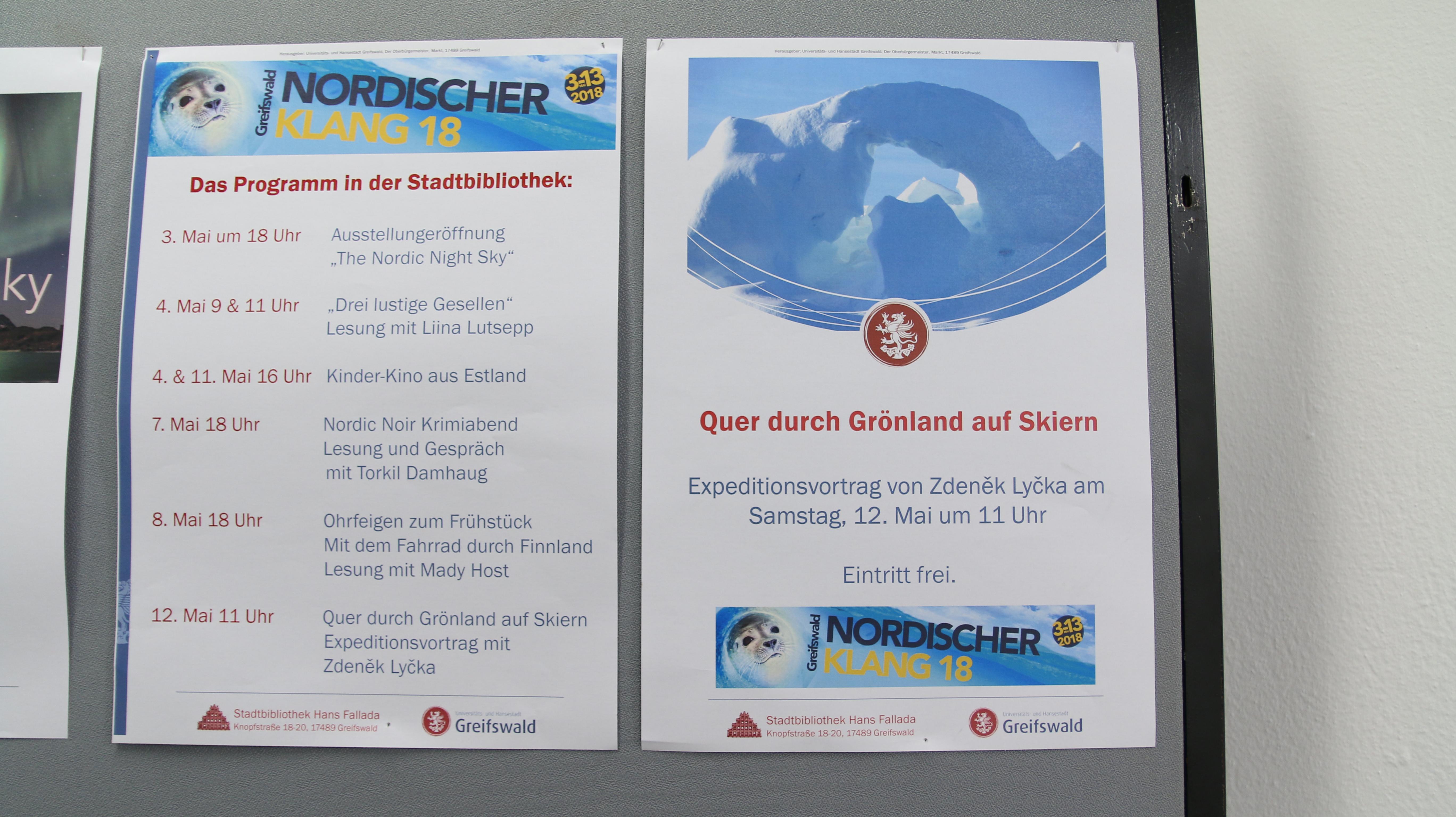 Nordischer Klang: Quer durch Grönland auf Skiern