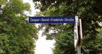 Greifswalder Straßen und ihre Geschichten Part II Caspar David Friedrich