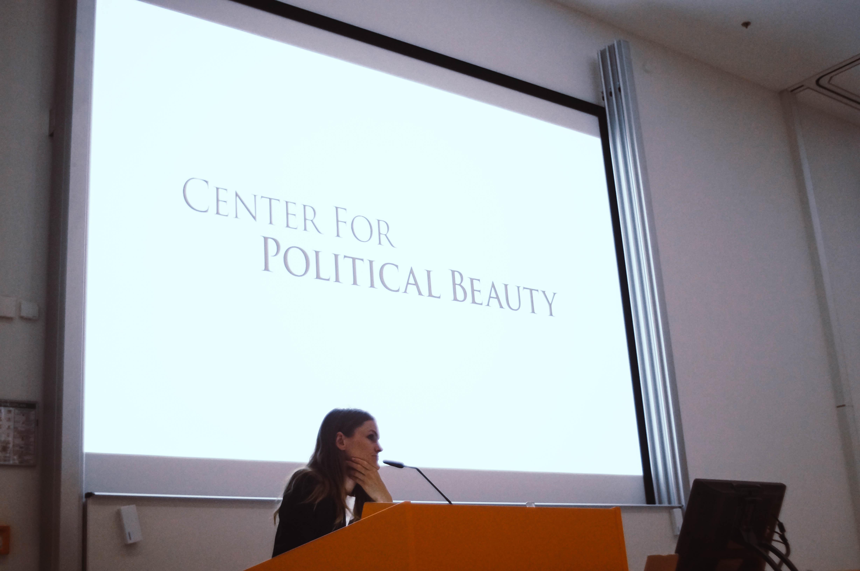 GrIStuF – Input Lecture: Zentrum für politische Schönheit
