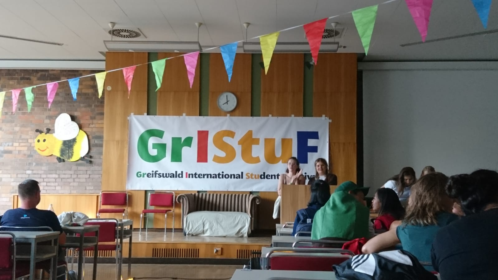 GrIStuF – Poetry Slam