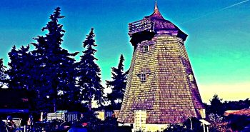 Gegen Windmühlen kämpfen mal ohne Uni-Bezug – Uraufführung von Don Quijote