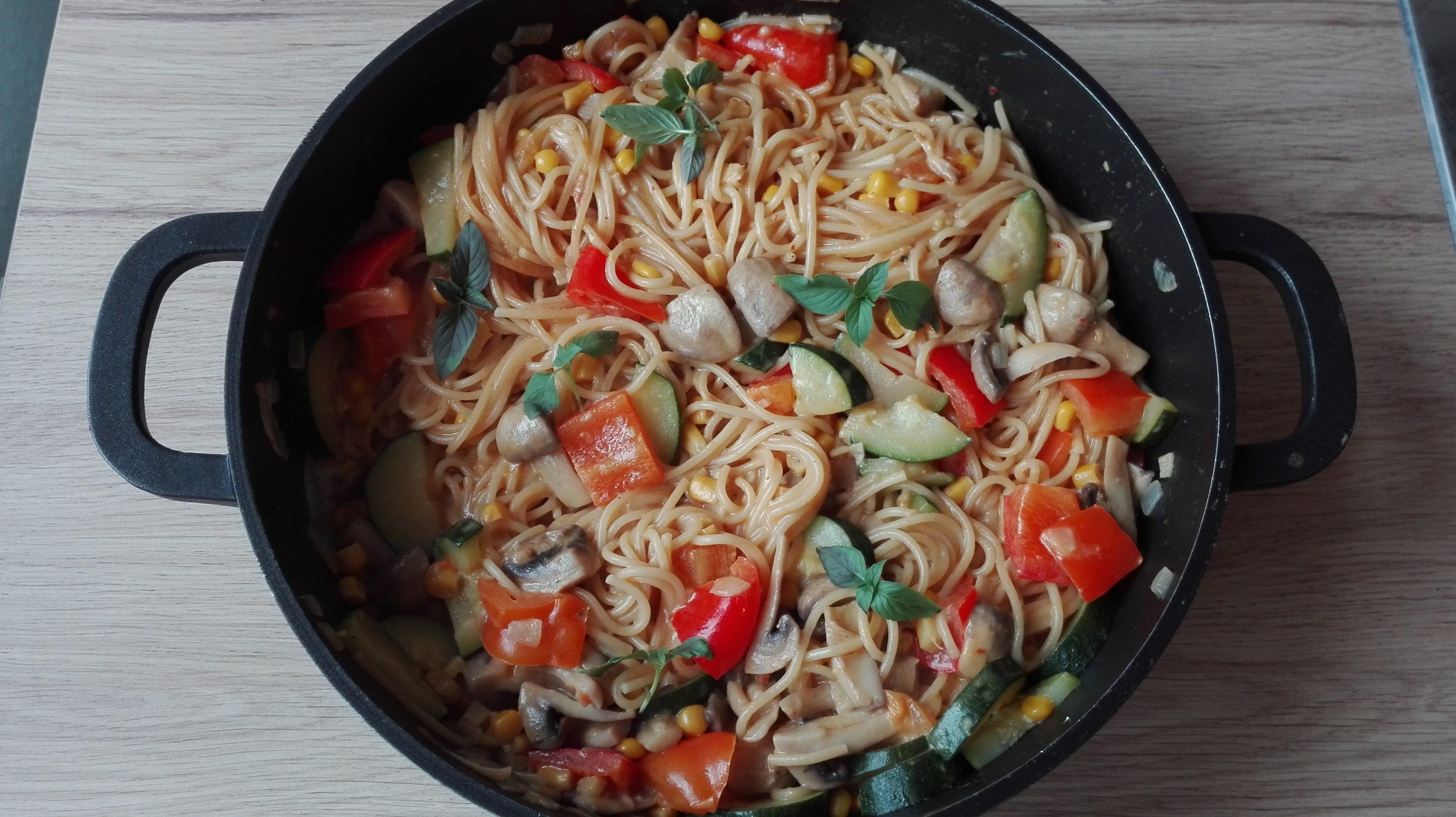 Moritz next Toprezepte – One Pot Pasta