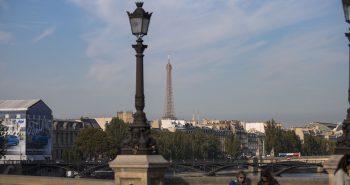 Paris – in (fast) 100 km zu Fuß erkundet