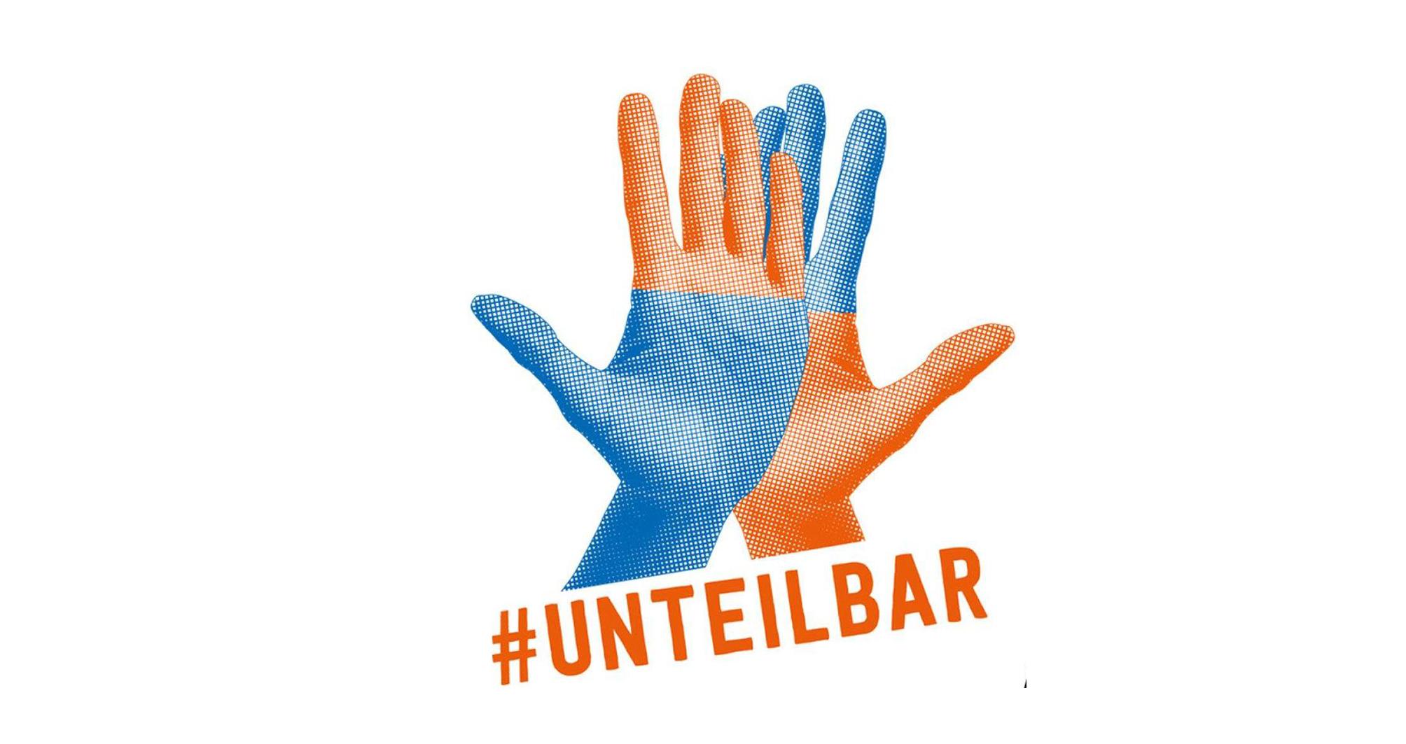 Komm mit und sei #unteilbar !