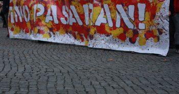 AfD-Demo stößt auf starken Gegenprotest