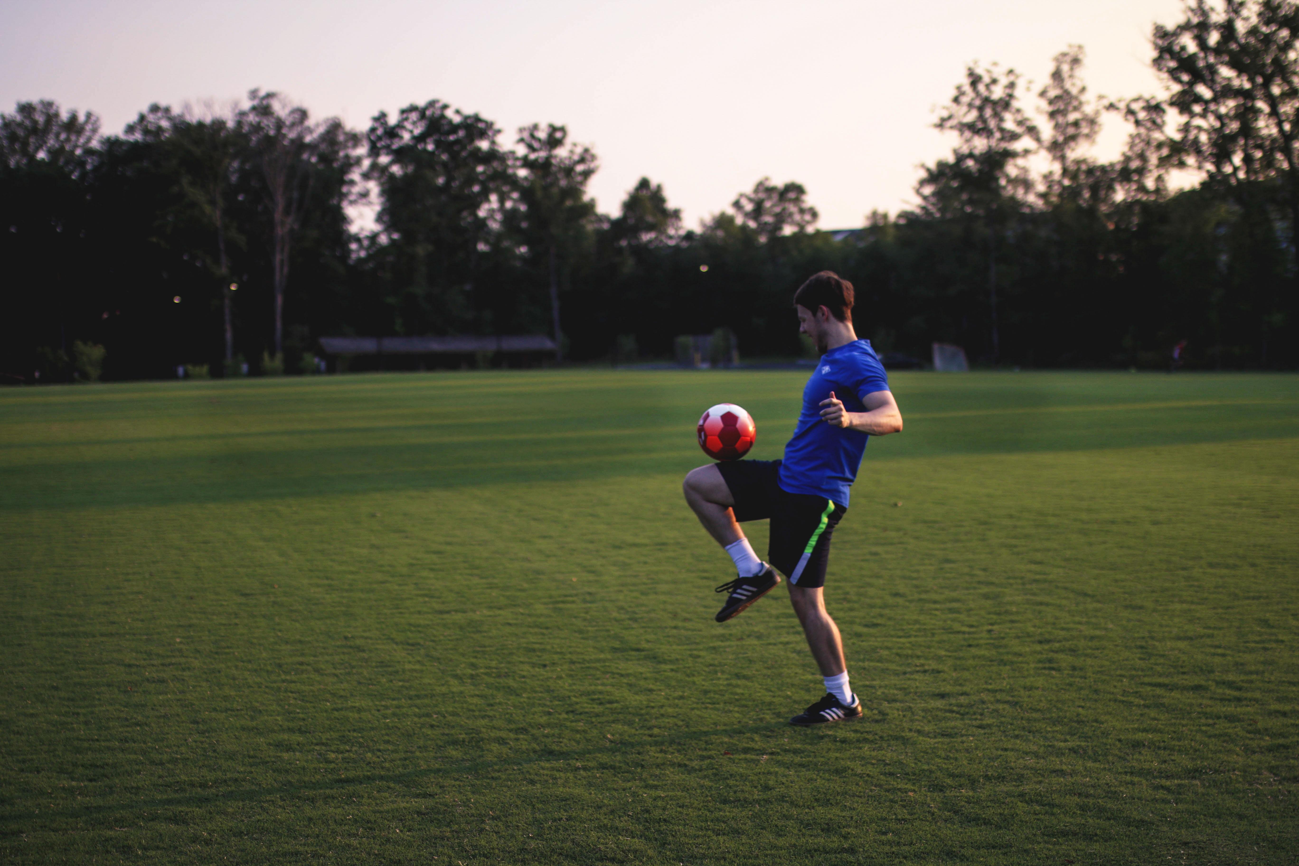Die Fußballstudenten der HSG