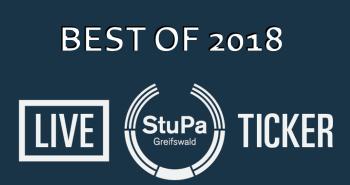 Die spannensten Fakten aus dem StuPa 2018