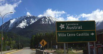 Per Anhalter durch Patagonien