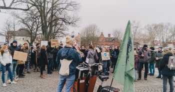 Greifswalds Jugend gegen den Klimawandel