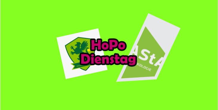 HoPo-Dienstag Nachhaltig Nachgefragt