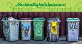 Zero Waste – ein Leben ohne Müll