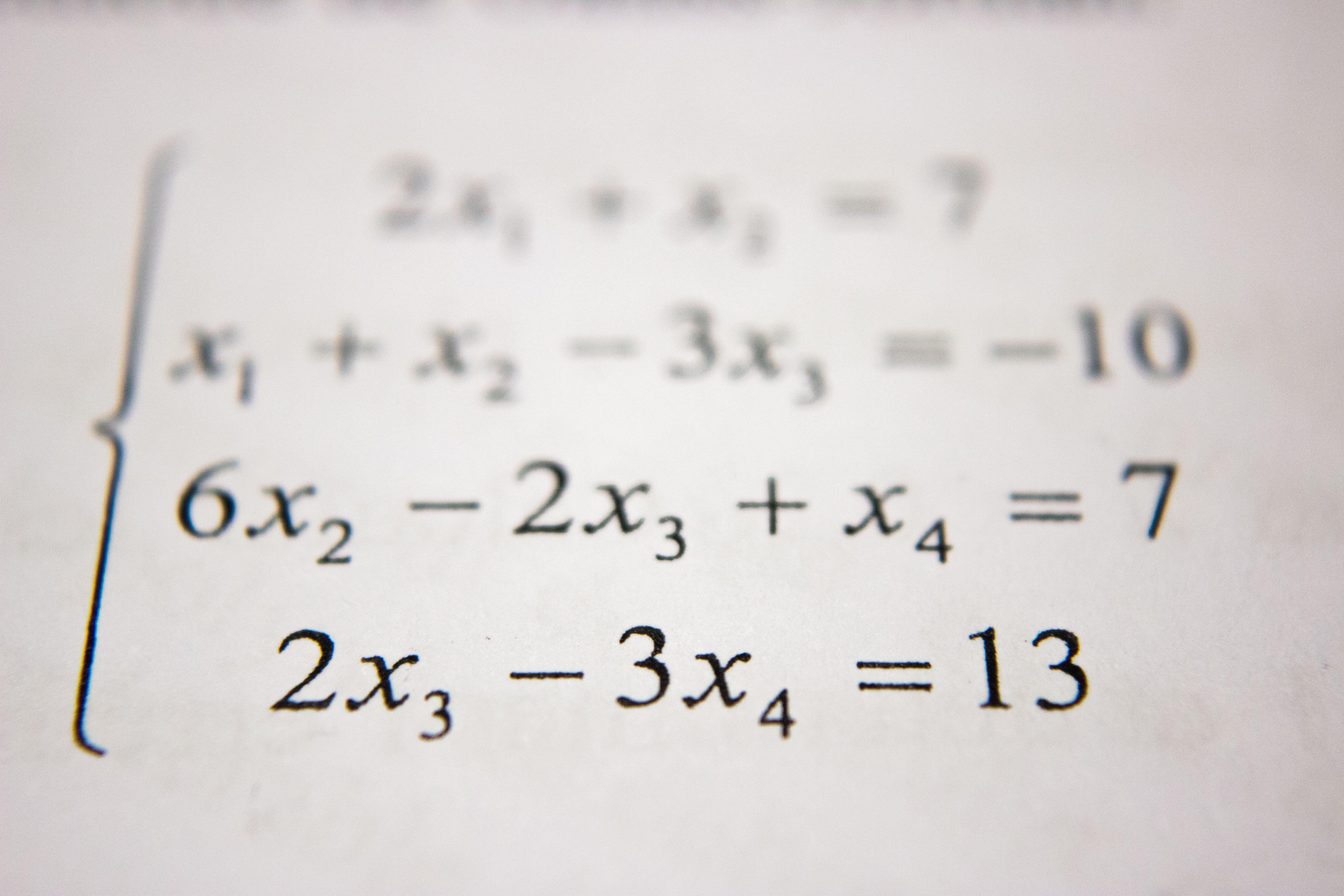 Mathematik – eine Hassliebe