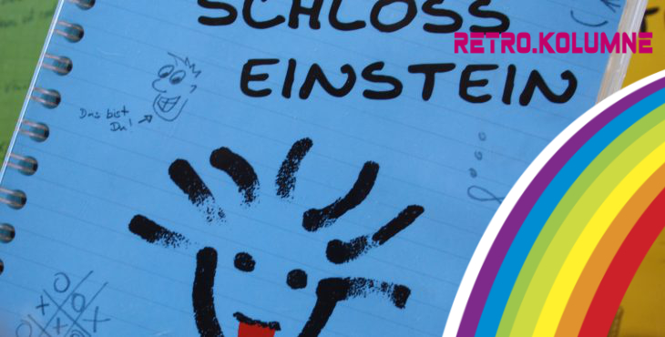 retro.kolumne: Schloss Einstein