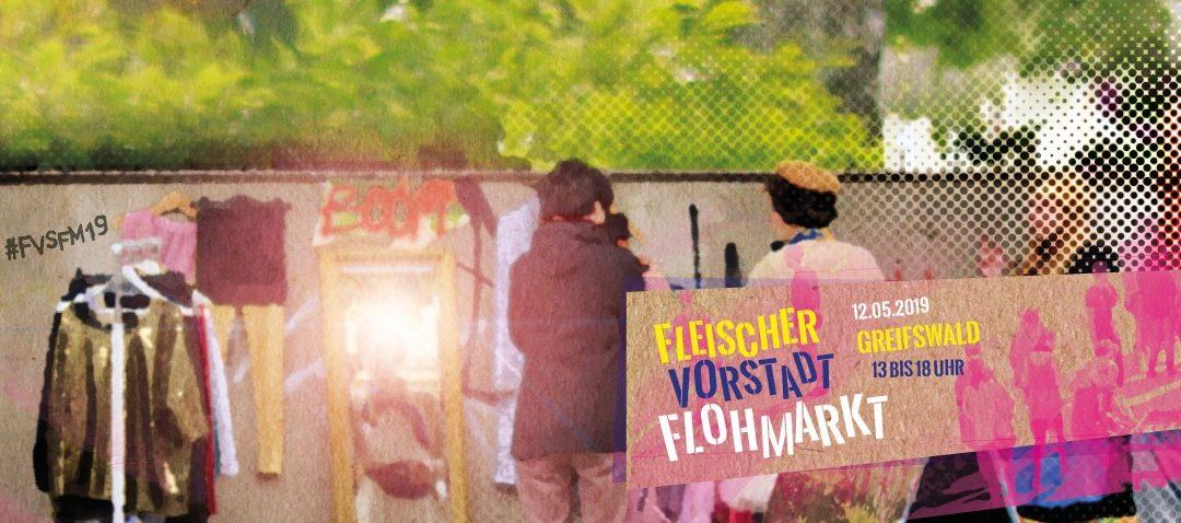 11. Fleischervorstadt-Flohmarkt