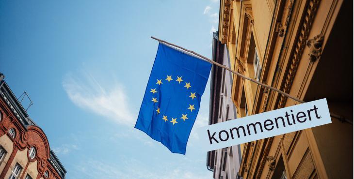 """""""Jetzt wird's kurz"""" – Ein Kommentar zur EU Wahl"""