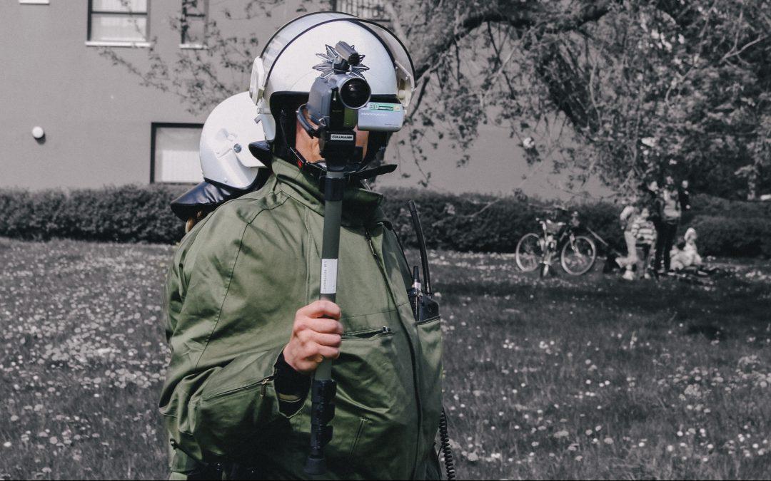 Liveticker-Demonstration gegen das neue Polizeigesetz