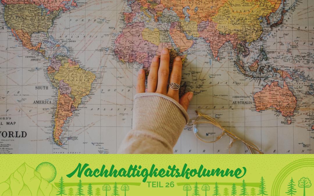 Nachhaltigkeit international