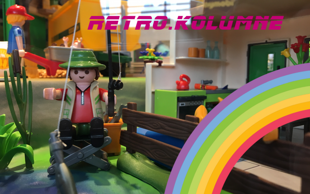 retro.kolumne: PLAYMOBIL