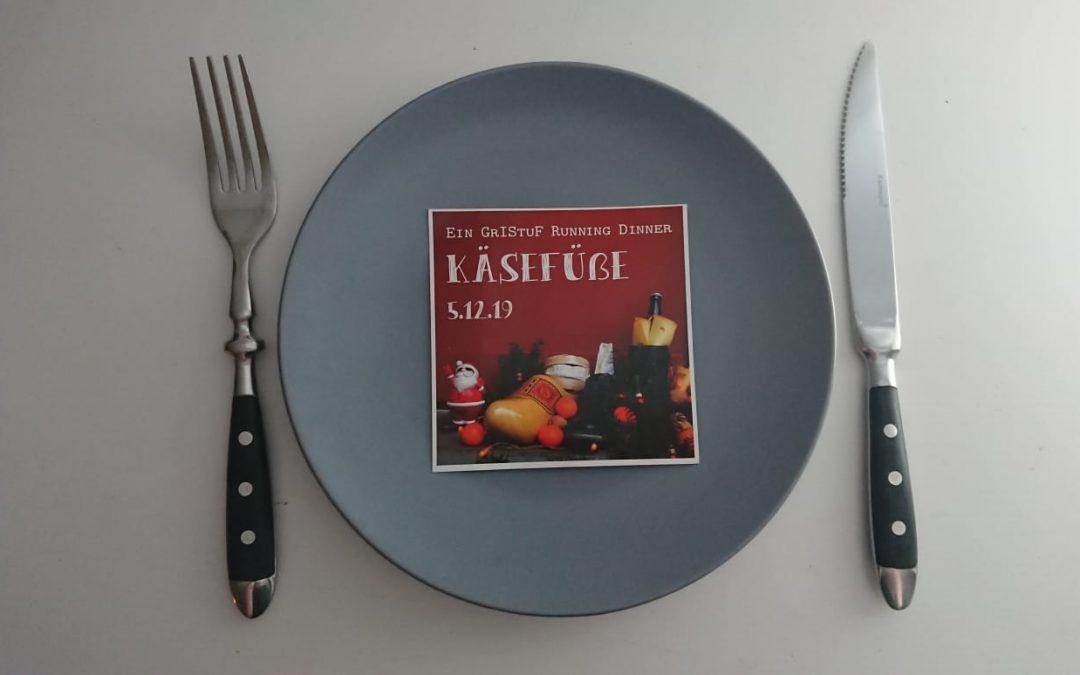 Kochen und Bekochen lassen: GrIStuF Running Dinner