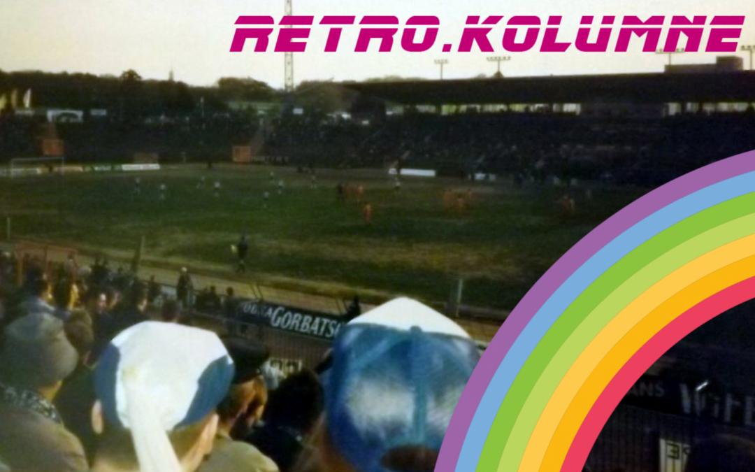 retro.kolumne: Fußball in den 90ern