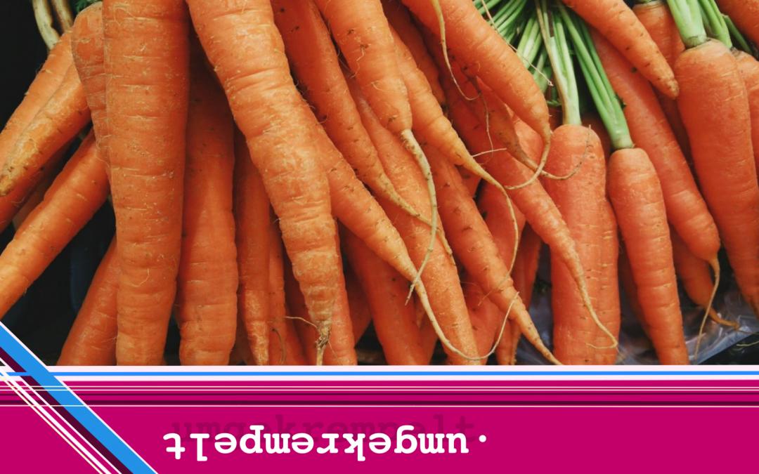 Umgekrempelt: Sieben Tage vegan ernähren