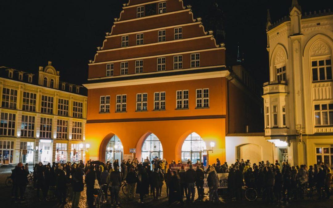 Greifswald für Hanau