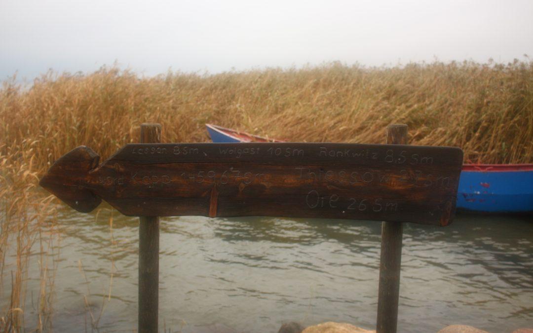 Ein Lebensgefühl aus: Loddin auf Usedom
