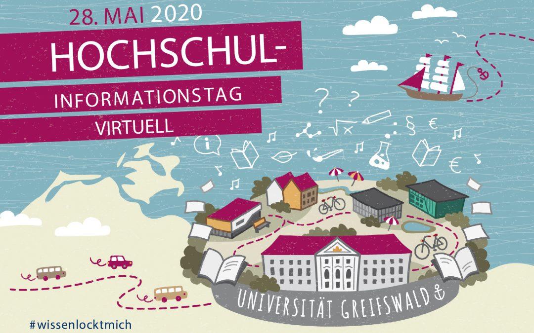 Erster Online-Hochschulinformationstag