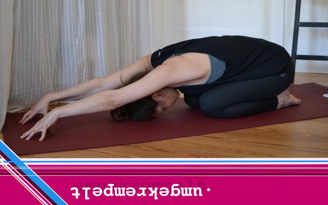 Umgekrempelt: Sieben Tage Yoga