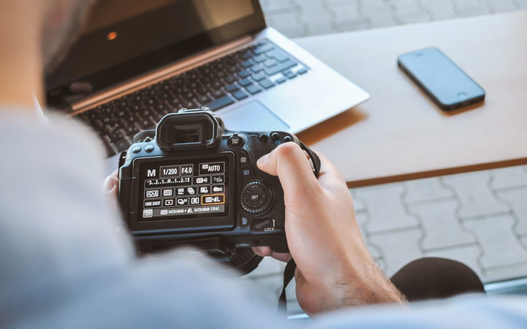 Von zuhause für euch: Der Fotoworkshop der moritz.medien