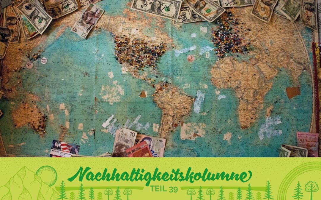 Grünes Investment – Bewegt Geld eine grüne Welt?