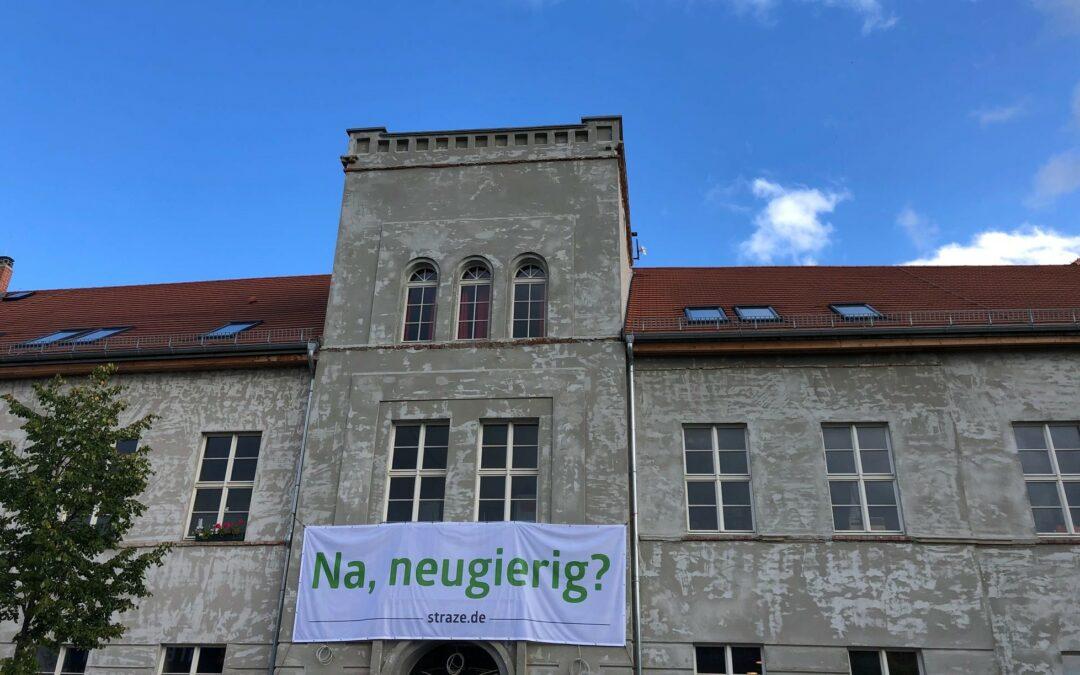 Frischer Wind in der Kulturszene Greifswalds: Eröffnung der STRAZE