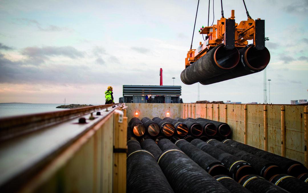 Was ist eigentlich Nord Stream 2?