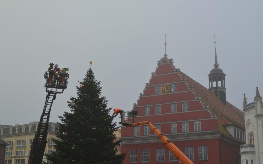 Von Feuerwehr und Weihnachtsmann