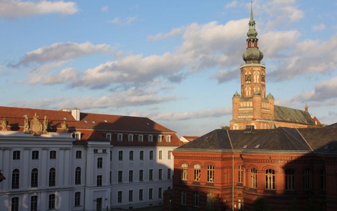 Ihr seid gefragt: Greifswalder Studierende im Prorektorat